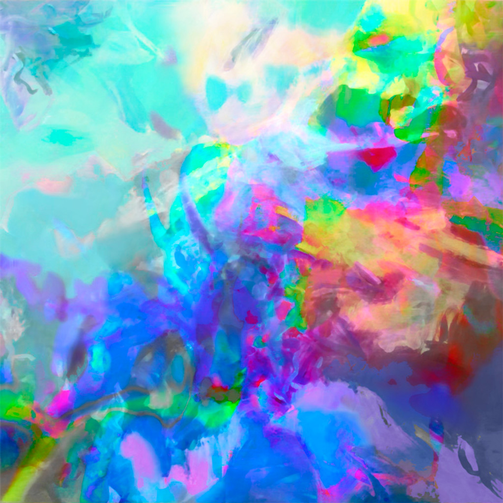 Jan Neil, Lyrical Abstraction Aqua