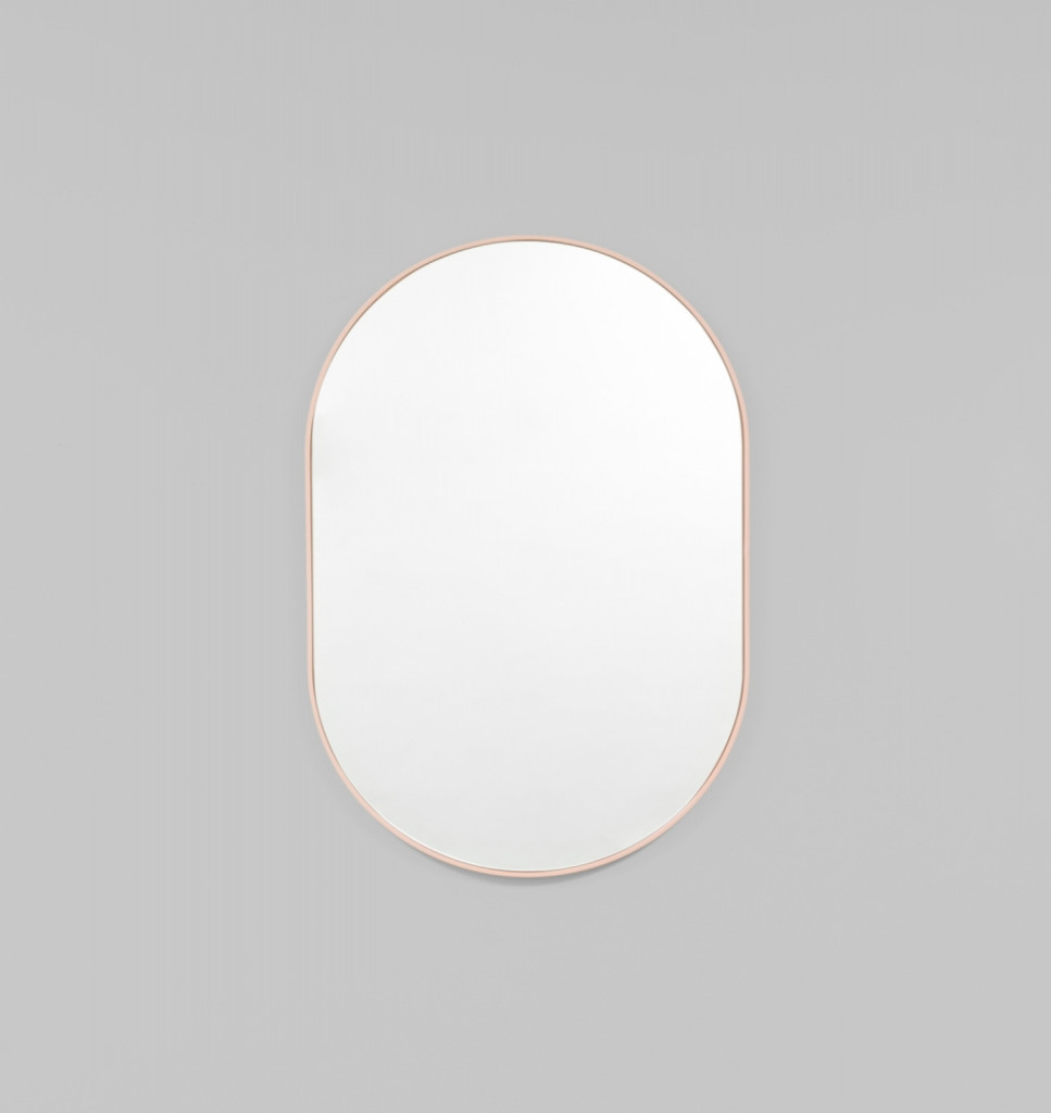 Sample of Bjorn Mirror with LED