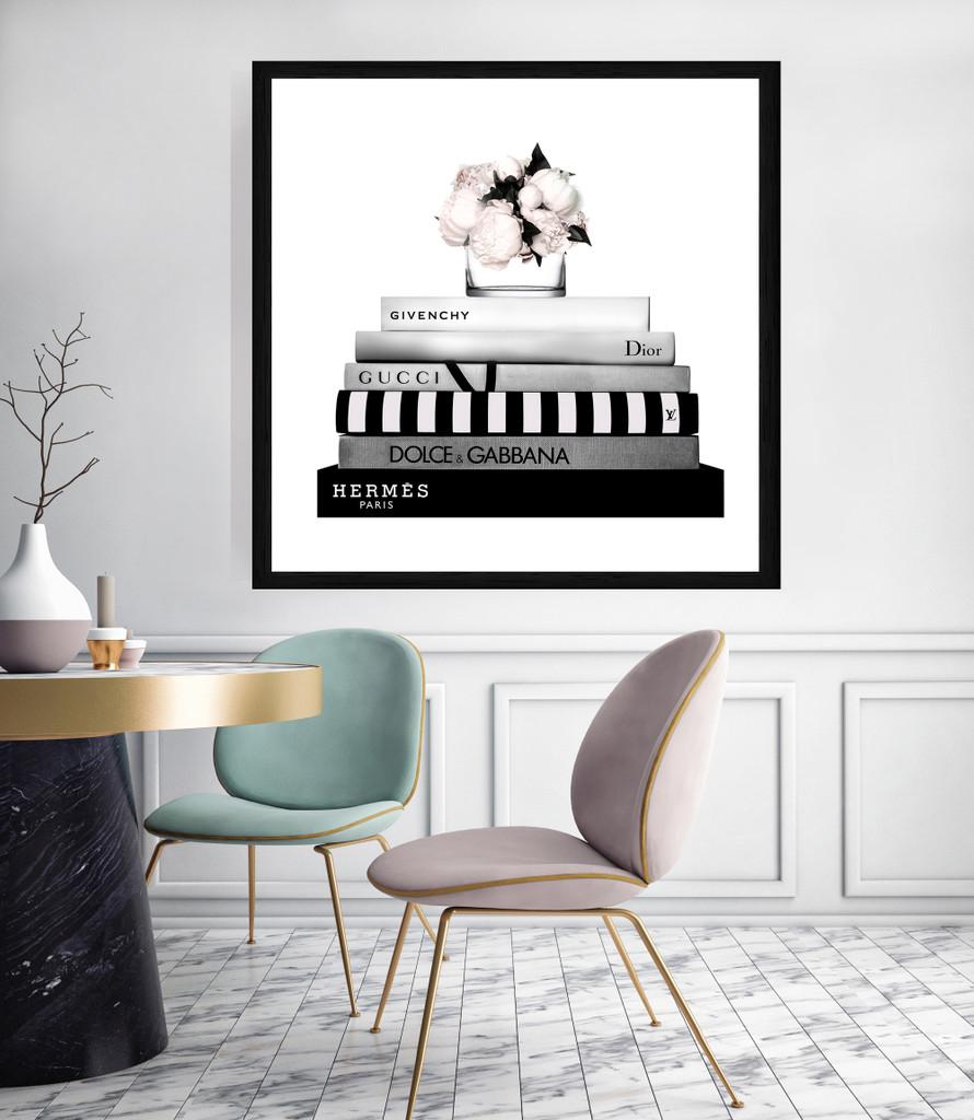 Fashion Story | Framed Print