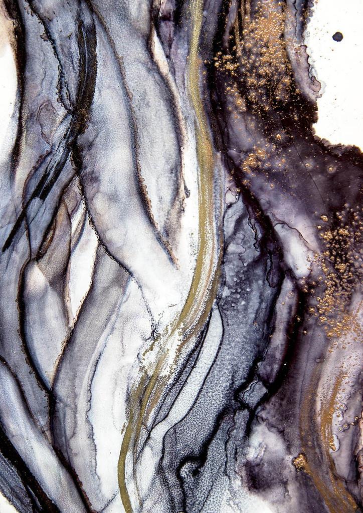 Modern organic abstract | Celeste Wrona | Print Decor Melbourne