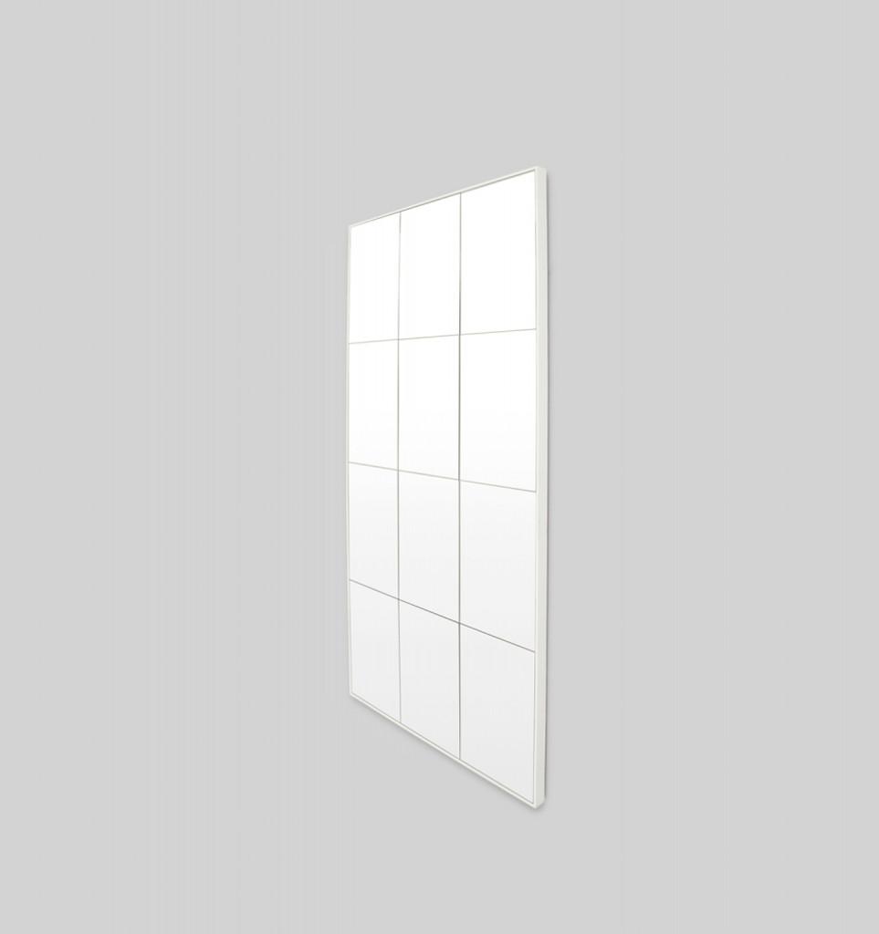 Loft Bright White Mirror | 90 x 180 cm