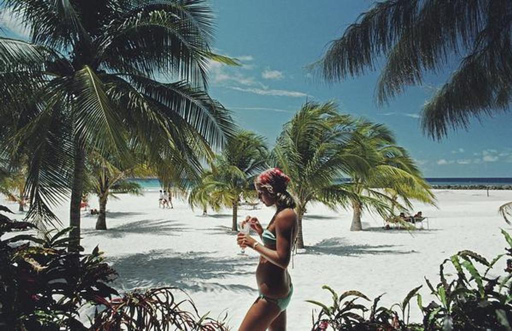 Sarah Marson Williams 1976 | Slim Aarons