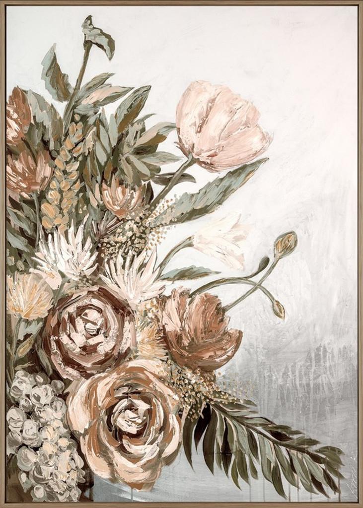 Still Life Bouquet Autumn | Print Decor