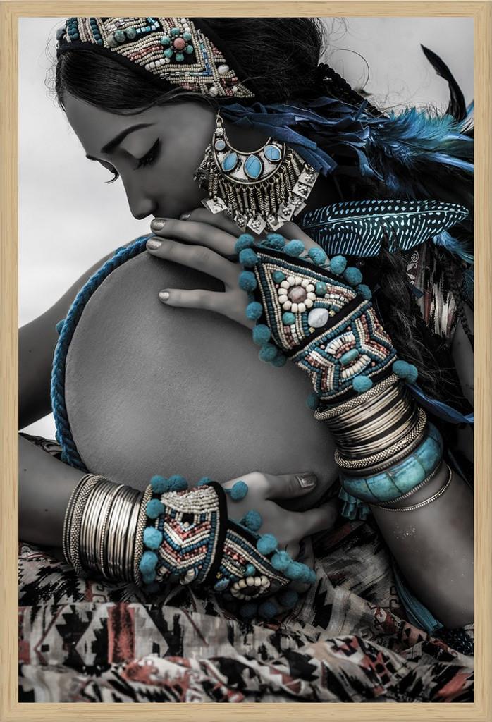 Gypsy Drum | Print Decor