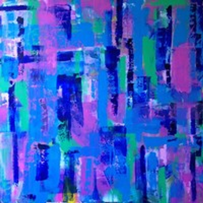 THE BLOCK GLASSHOUSE artist Sabi Klein