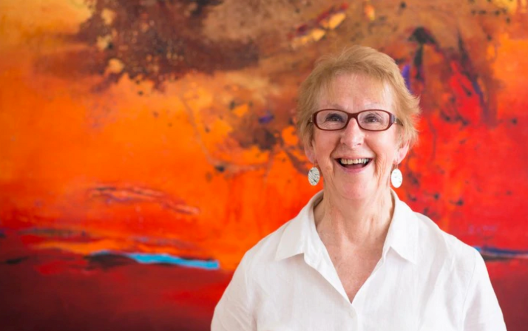 "Melbourne Artist Jan Neil presents art that goes ""pop'"