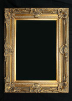 Print Décor - Grand Ornate Gold Frame