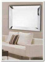 Angle Mirror - Contemporary Frameless Mirror