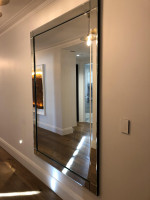 St Kilda Frameless Mirror (12 Sizes)