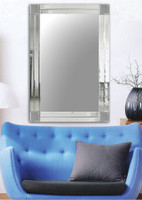 Frameless Mirror | DOUBLE PANEL SQUARE CORNERS SPECIAL3