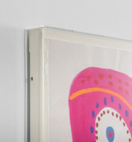 Print Decor | PAPILLON ROSE | Detail
