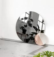 Mia Round Mirror