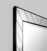 Madison Mirror, Detail | Print Decor, Malvern