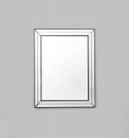 St Kilda Mitred Mirror | Print Decor