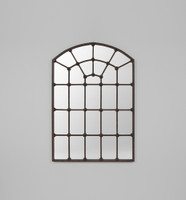 Arched Gate Mirror Print Decor | Malvern