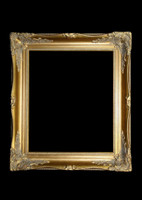 Empty Frame Imperial - Gold