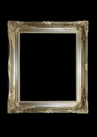 Empty Frame Imperial Silver | Print Decor