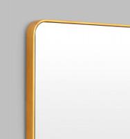 Errol Curved | Brass  | Print Decor