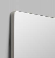 Errol Curved Middle Grey | Print Decor | Detail
