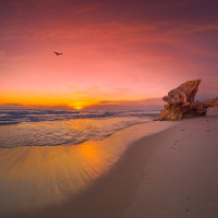 Photography | Rye Back Beach| Nick Psomiadis