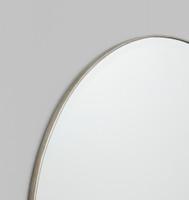 Silver Lange Mirror | Detail