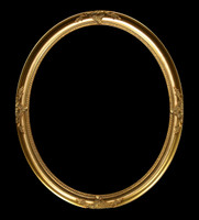 289 Gold Oval