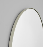Bjorn Arch Silver 55 x 85 cm