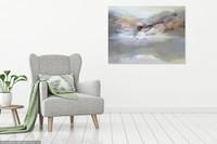 Jan Neil |Soft Light Cool Horizontal | Print Decor