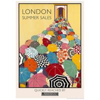 Vintage Print | London Sales