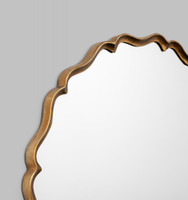 Arabella Copper, Detail, Print Decor
