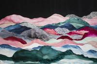 Contemporary abstract art | Celste Wrona |Print Decor Melbourne