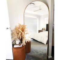 Bjorn Brass Arch | Photo by @littleofaros