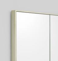 Loft Mirror Silver Frame