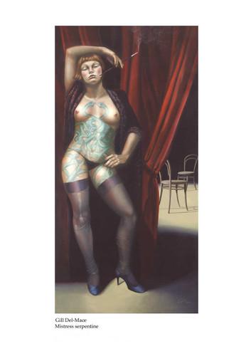 Mistress Serpentine
