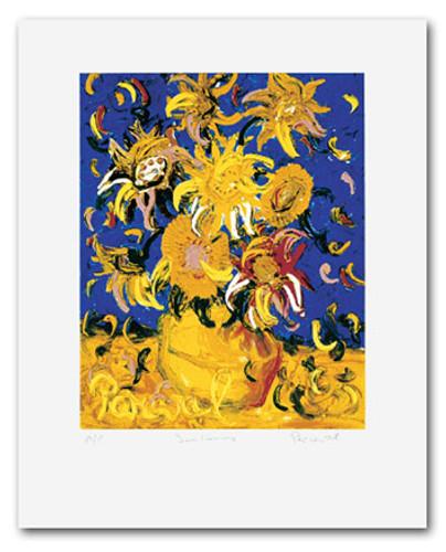 John Perceval Sunflowers