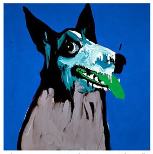 Print Decor | Adam Cullen | Blue Growler