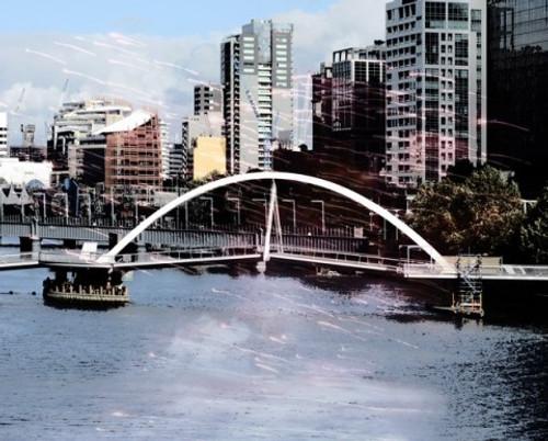 Light Foot Bridge