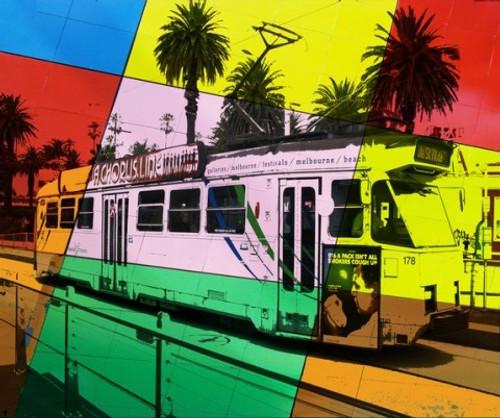 St Kilda Tram 1