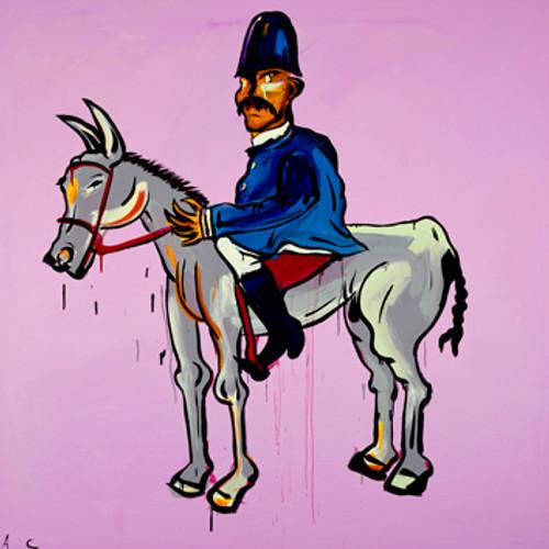 Adam Cullen, Grey Horse