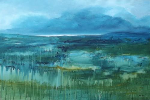 Print Decor | Lydia Ben-Natan, Moody Blues