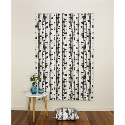Skogsbryn | Scandinavian Fabric Wall Art | Print Decor, Melbourne