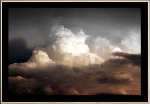 Sienna Clouds | Framed | Print Decor, Malvern
