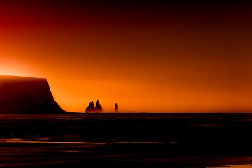 Photography |  Reynisdranger Sea Stacks | Nick Psomiadis