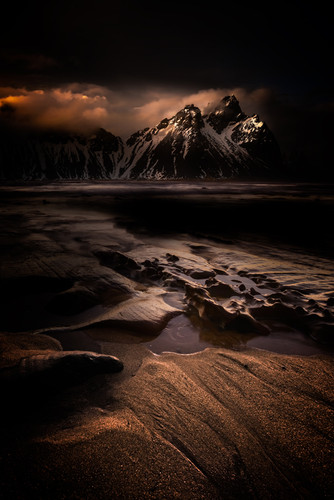 Photography | Vestrahorn | Nick Psomiadis