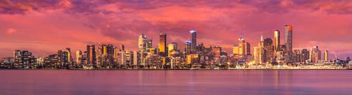 Photography | Melbourne Mega Panorama | Nick Psomiadis