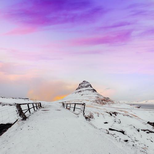 Photography  | Kirkjufellsfoss | Nick Psomiadis