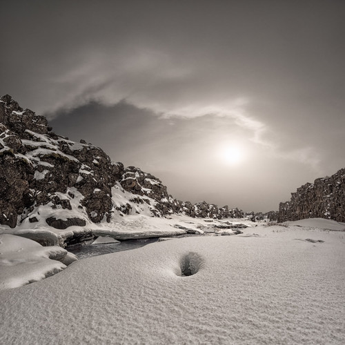 Photography | Oxararfoss | Nick Psomiadis