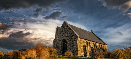 Photography | The Church of The Good Shepherd  Wide Format | by Nick Psomiadis