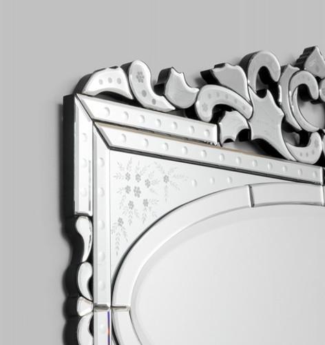 Venetian Mirror Valentina | Detail