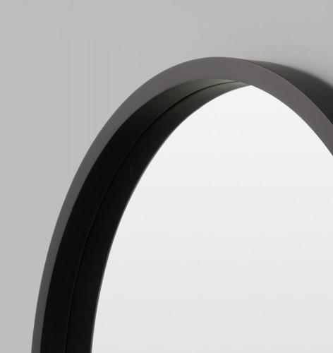 Print Decor | Adel Round | Black | Detail